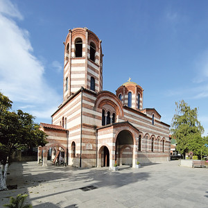 12 Griechisch-orthodoxe St.Nikolaus-Kirche. Unbekannt, 1865