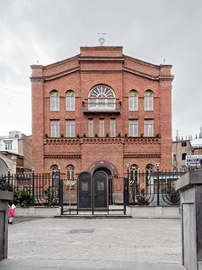 02 Große Synagoge. Unbekannt, 1895–1904
