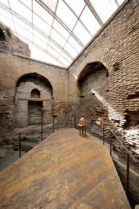09 Zoroastrischer Feuertempel. Ateschgah, Persische Baumeister, 5. bis 17. Jahrhundert