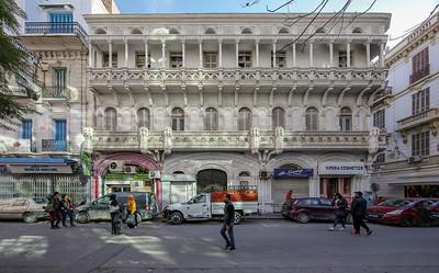 05 Disegni Building (1908)