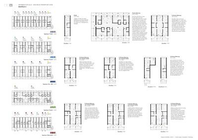 05 Baufeld 3. Pläne 3 | Site 3. Plans 3