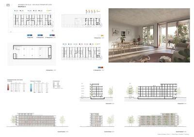04 Baufeld 3. Pläne 2 | Site 3. Plans 2