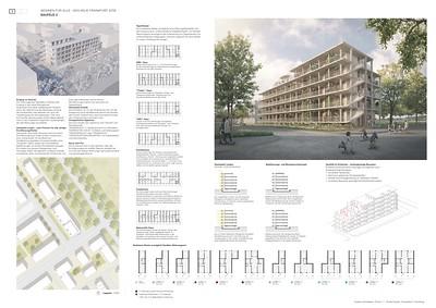 03 Baufeld 3. Pläne 1 | Site 3. Plans 1
