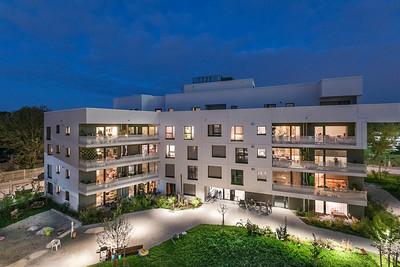 04 Gewinner | Winner: Wohnanlage wagnisART, München | Residential complex, Munich. bogevischs buero in ARGE mit SHAG Schindler Hable Architekten