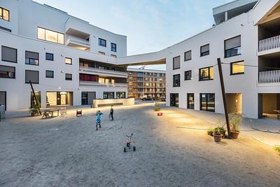 01 Gewinner | Winner: Wohnanlage wagnisART, München | Residential complex, Munich. bogevischs buero in ARGE mit SHAG Schindler Hable Architekten