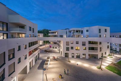 07 Gewinner | Winner: Wohnanlage wagnisART, München | Residential complex, Munich. bogevischs buero in ARGE mit SHAG Schindler Hable Architekten