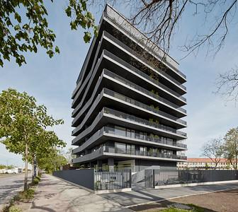 18 Shortlist: Leinert Lorenz Architekten. Wohnhaus, Dresden | Residential building, Dresden.