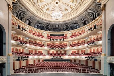 14 Shortlist: HG Merz. Generalsanierung Staatsoper Berlin, Berlin | General refurbishment of Berlin State Opera, Berlin
