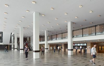02 Preisträger | Award Winner: gmp Architekten von Gerkan Marg und Partner. Modernisierung, Umbau Kulturpalast, Dresden | Reconstruction and renovation of the Kulturpalast, Dresden.