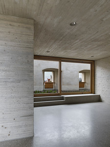 10 Shortlist: Bruno Fioretti Marquez. Sanierung Wittenberger Schloss, Wittenberg | Refurbishment of Schloss Wittenberg.