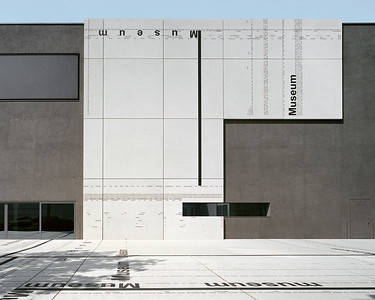 17 Shortlist: Kuehn Malvezzi mit Michael Riedel. Moderne Galerie, Saarland Museum, Saarbrücken | Modern gallery, Saarland Museum, Saarbrücken.