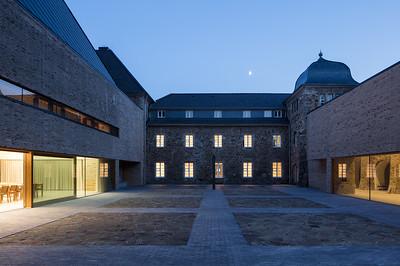 12 Shortlist: Gernot Schulz:Architektur. Sanierung, Umbau Haus Altenberg, Kapelle, Abtei Altenberg, Odental | Refurbishment and conversion Haus Altenberg, chapel, Altenberg Abbey, Odental.