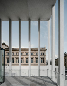 04  Preisträger | Prize Winner: David Chipperfield Architects. James-Simon-Galerie, Berlin