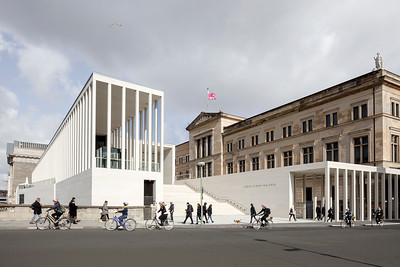 02  Preisträger | Prize Winner: David Chipperfield Architects. James-Simon-Galerie, Berlin