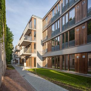 14 Shortlist: Limbrock Tubbesing Architekten und Stadtplaner. Klopstockhöfe, Hamburg