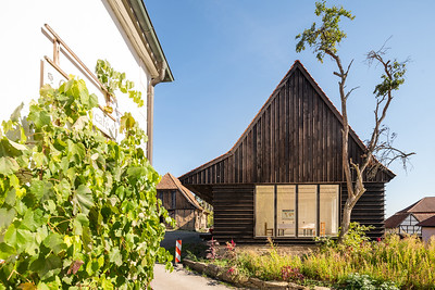19 Shortlist: Studio Gründer Kirfel. Neue Remise in Schloss Bedheim | New shed at Schloss Bedheim