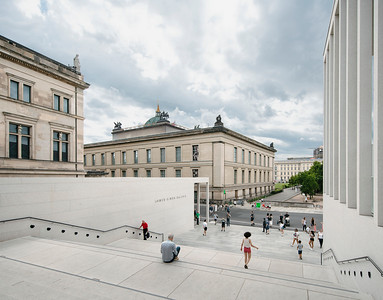 05  Preisträger | Prize Winner: David Chipperfield Architects. James-Simon-Galerie, Berlin
