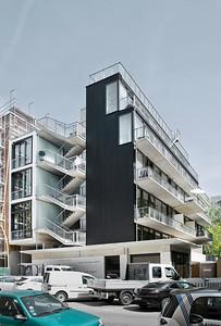 13 Finalist: orange architekten. Wohnensemble einfach gebaut, Berlin | Residential ensemble einfach gebaut, Berlin