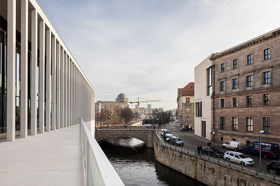 06  Preisträger | Prize Winner: David Chipperfield Architects. James-Simon-Galerie, Berlin