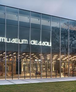 01 Shortlist: Addenda Architects SLP. Bauhaus Museum Dessau.