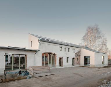 13 Shortlist: Helga Blocksdorf Architektur. Wohn- und Atelierhaus | Residential and studio house ROSÉ (Umbau, Erweiterung | Conversion, extension), Rosenthal.