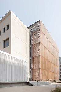 19 Shortlist: O&O Baukunst. Hochschule für Schauspielkunst | School of Dramatic Arts Ernst Busch (Umbau), Berlin