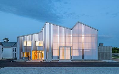 07 Behnisch Architekten. KIT Energy Lab 2.0, Eggenstein-Leopoldshafen.