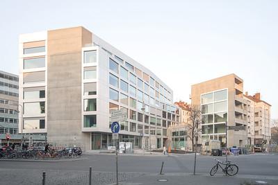 10 Bundschuh Architekten. Suhrkamphaus, Berlin.