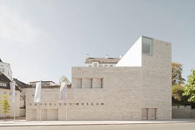 08 Shortlist: BEZ + KOCK. Museum Südwestfalen, Arnsberg