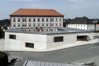 09 Shortlist: Bruno Fioretti Marquez. Erweiterung Landratsamt | Extension district administration Neustadt an der Waldnaab.