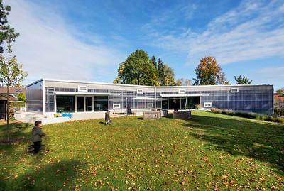 12 Shortlist: Heilergeiger Architekten. Kita | Day-care centre Karoline Goldhofer, Memmingen.