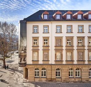 20 Shortlist: Wandel Lorch Architekten. Lern- und Gedenkort | Learning and memorial centre Hotel Silber, Stuttgart.