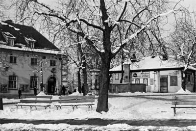 479-4 Pressebild 09 Stuttgart Charlottenplatz 1953 © Stadtarchiv Stuttgart
