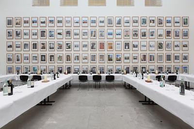 Ausstellung 10 Jahre Dortmunder Architekturausstellung im Museum am Ostwall, November 2015Foto: Detlef Podehl