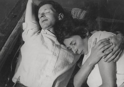 06 Als die Zeiten noch besser waren. Rudolf und Ursula Hamburger 1931 in Shanghai.