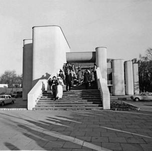 Hochzeitspalast von Vilnius in den '70ernVilnius Wedding Palace, 1970sPhoto: R.Rakauskas, personal archives of Rakauskas