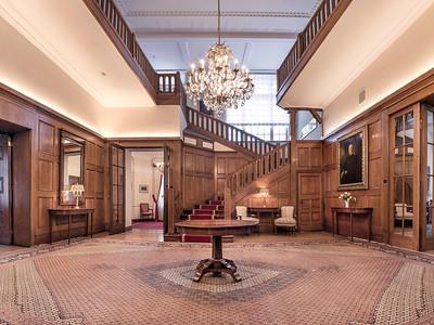 13 Residenz des deutschen Botschafters in Moskau (Russland), Architekt: Adolf Seligson (1911), Sanierung durch Krekeler Architekten Generalplaner (ab 2020).