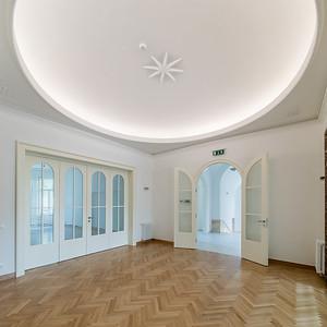 02 Deutsche Botschaft Budapest (Ungarn), Residenz, umgebaut von Fernezelyi Gergely/FBI Studio (2016).