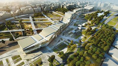 Yenikapi project, IstanbulImage: © Eisenman Architects