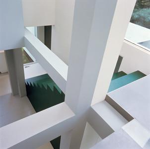 Peter Eisenman House VI , 1975Image: © Eisenman Architects