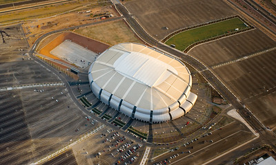 Arizona Cardinals Football Stadium, Architect: Peter EisenmanImage: © Eisenman Architects