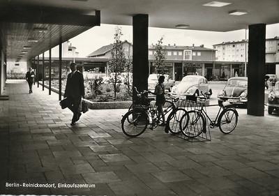 08 Berlin-Reinickendorf, Einkaufszentrum