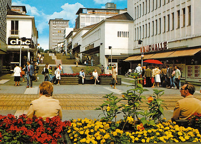 03 Kassel, Treppenstraße