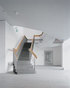 01 IBM-Verwaltung, Berlin, Foyer