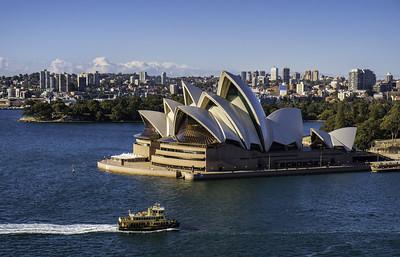 06 Jørn Utzon. Opera House, Sydney, 1957–1973