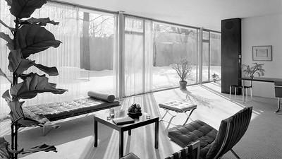 07 Thesis House von Philip Johnson, 9 Ash Street, Cambridge, 1942