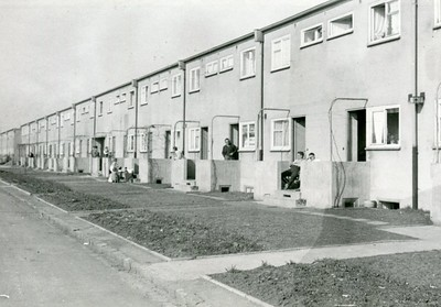 06 Siedlung Praunheim, 1934 | Praunheim housing development, 1934