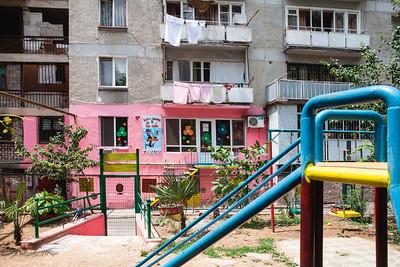 15 Tbilisi, Gladni.