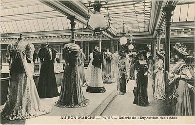 »Die Mode schreibt das Ritual vor, nach dem der Fetisch Ware verehrt sein will«Bild: Archiv Detlev Schöttker