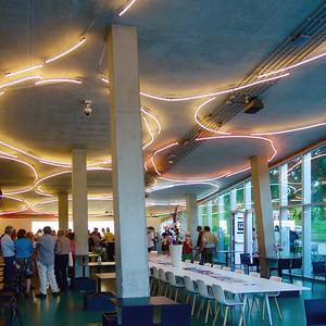 Rotterdam: Das Café der KunsthalleBild: Moritz Holfelder